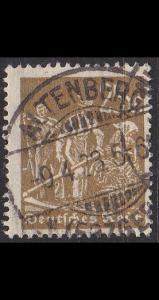 GERMANY REICH [1922] MiNr 0242 ( O/used )