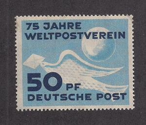GERMANY - DDR SC# 48 F-VF OG 1949