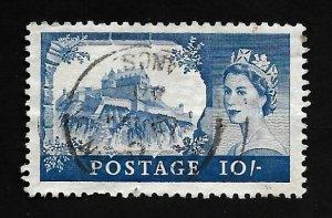 Great Britain 1955 - U - Scott #311 *