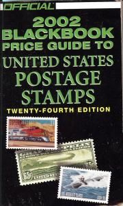 2002 Blackbook Price Guide to United States Postage Stamps,