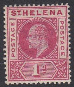 St. Helena 49 MVLH CV $13.00