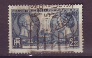 J15135 JLstamps 1939  france set of 1 used #374 photography