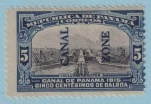 UNITED STATES - CANAL ZONE 44  MINT HINGED OG * NO FAULTS VERY FINE!