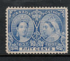 Canada #60 Extra Fine Mint Full Original Gum Very LH  **With Certificate**