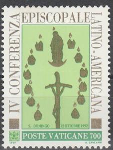 Vatican City #911  MNH F-VF (V4345)