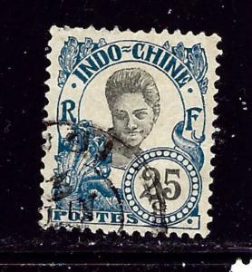 Indochina 48 Used 1907 issue