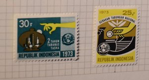 INDONESIA   845-46   MLH