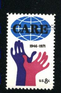 USA 1439 used 1971 PD