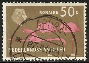 Netherlands Antilles 1958 Scott# 253 Used