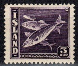 Iceland  #218 F-VF Unused  (V5233)