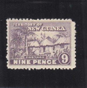 New Guinea: Sc #8, MH (36222)