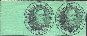119L3 Mint,OG,NH... Pair... SCV $10.00