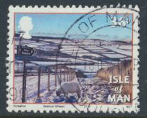 Isle of Man   SG 1626 SC# 1402 The Braaid   used  see details