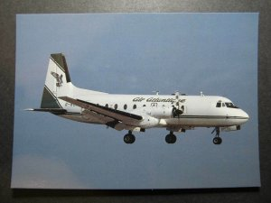 10147 Aviation Postcard AIR ATLANTIQUE Airlines Bae HS 748-105 JERSEY