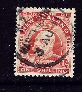 New Zealand 139 Used 1909 issue