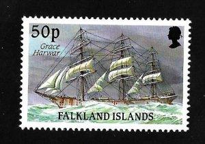 Falkland Islands 1989 - MNH - Scott #497