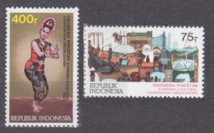1990 Indonesia 1361-1362 Economic and cultural cooperation with Pakistan