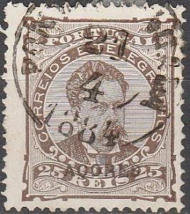 Azores #50  F-VF  Used CV $4.50 (A16351)