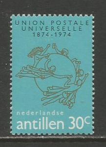 Netherlands Antilles   #365  MLH  (1974)  c.v. $0.35