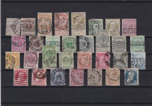 Belgium Early Stamps ref 22542