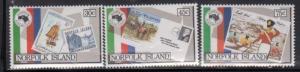 Norfolk Island 344-6 Philately Mint NH