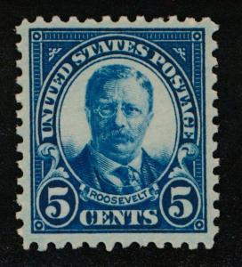 UNITED STATES 557 Mint NH VF