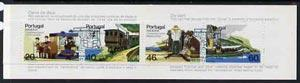 Booklet - Portugal - Madeira 1985 Transport (2nd series) ...