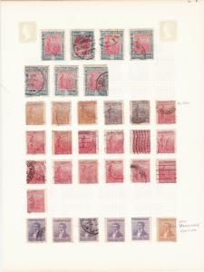 argentina stamps & cancel study page  stamps from 1911 ref r12986