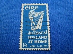 IRELAND  1953  -  SCOTT # 148  -  USED       (Hi15)