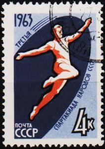 Russia.1963 4k S.G.2869b Fine Used