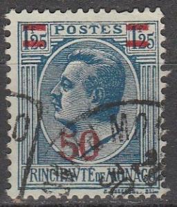 Monaco #97 F-VF Used (K1020)