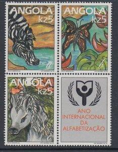 Angola 792a Animals MNH VF