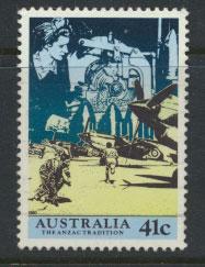 Australia SG 1242  Used