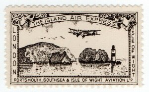 (I.B) Cinderella Collection : Portsmouth, Southsea & Isle of Wight Aviation
