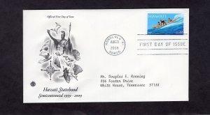 4415 Hawaii, FDC PCS addressed