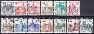 Germany #1231-42 F-VF Unused  CV $13.15 (Z7451)