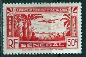 Senegal ~ Scott # C2 ~ MNH