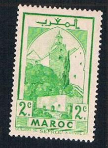 French Morocco 150 Used Sefrou (BP7011)