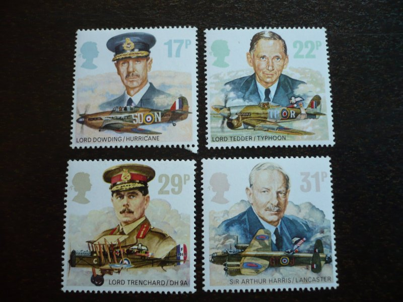 Great Britain - Partial Set