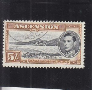 Ascension Islands: Sc #48, Used (34798)