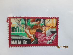 Malta #600 used