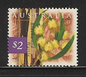 Australia 1996-99 Flora + fauna  used s.c.# 1533