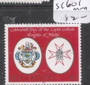 Seychelles SC 601 MNH (10dhz)