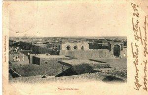 SUDAN Card Khartoum *Vue of Omdurman* SCARCE PPC GB Worcs 1907{samwells}FC5