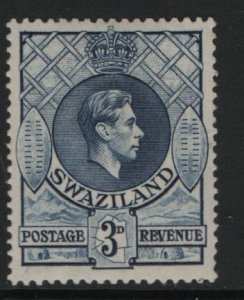 SWAZILAND, 31, HINGED, 1938, George VI