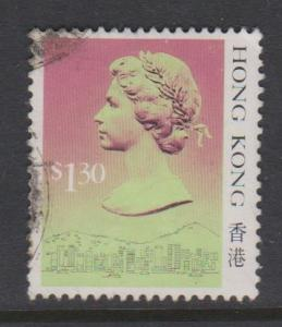 Hong Kong Sc#498 Used