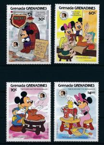 [22441] Grenada Grenadines 1985 Disney Mickey Mouse Shoemaker MNH
