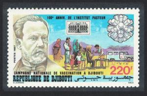 Djibouti Centenary of Pasteur Institute National Vaccination Campaign in