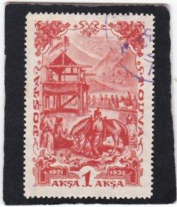Tannu Tuva,  #   89b    used