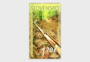 2021 Slovakia Forestry's Independence from MIning (Scott NA) MNH